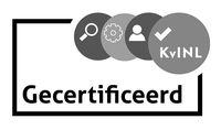 Logo KvINL BRL6000 gecertificeerd